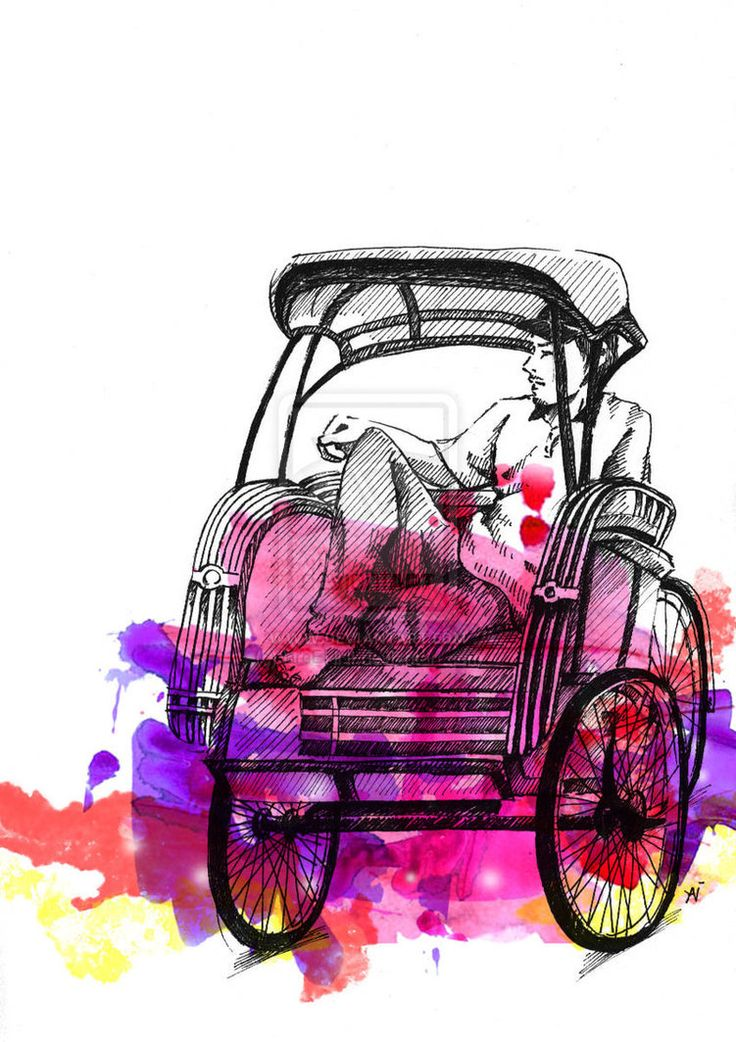 becak by larcENNI on DeviantArt