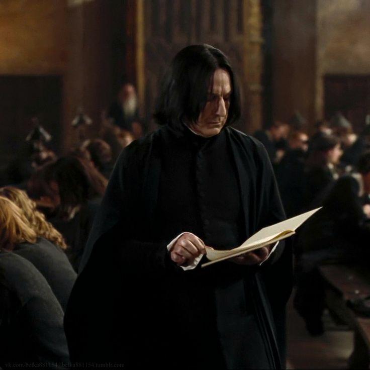 Master Severus Snape                                                       …                                                                                                                                                                                 More