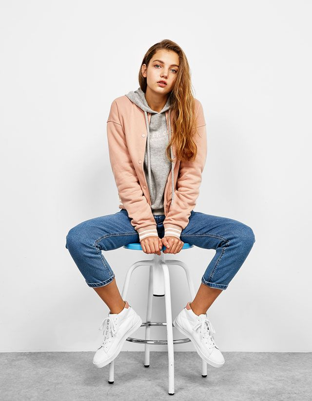 Coats & Jackets - SALE - WOMAN - Bershka Israel