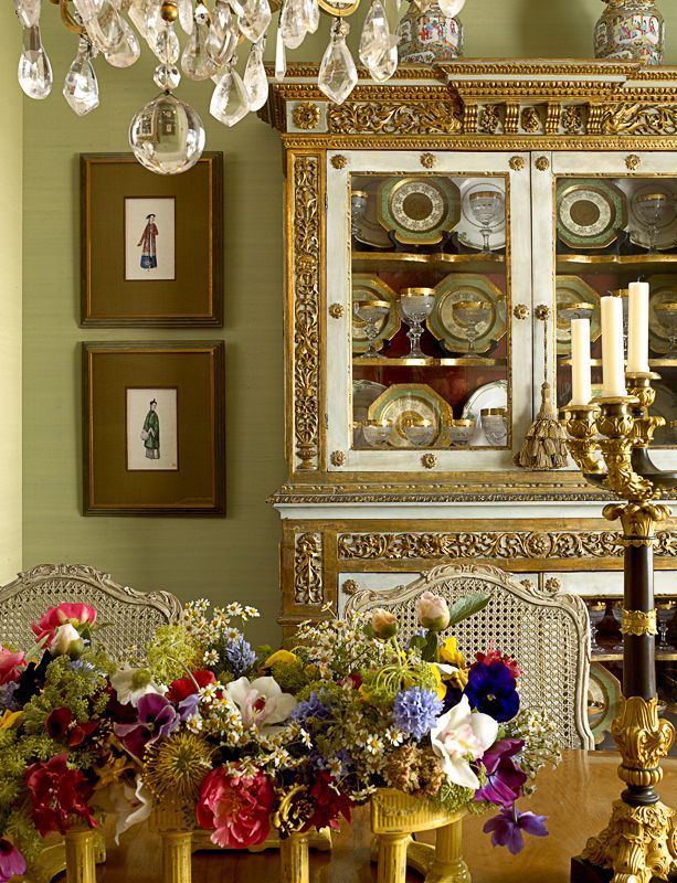 Classical interiors timeless elegance old world for Designing interiors inc