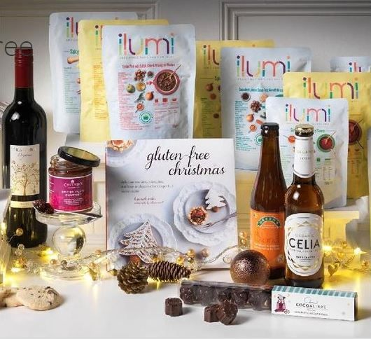 Day 1 of Lilinha Angel's World 12 Days of Christmas: Competition to Win Ilumi Christmas Hamper worth £60