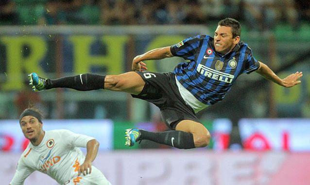 Lucio, Inter de Milan