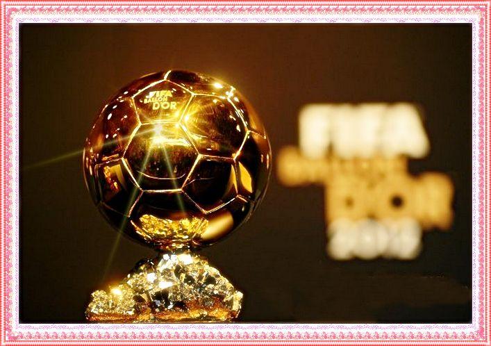 *** karşıLama ***: Cerita dibalik Gelar Ballon d'Or