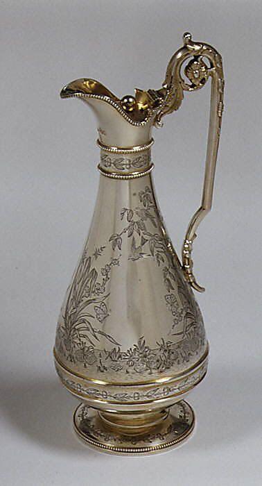 1877 British Ewer at the Metropolitan Museum of Art, New York