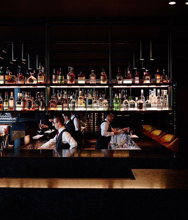 A sneak peek at Heston Blumenthal's new Melbourne restaurant, Dinner by Heston Blumenthal.