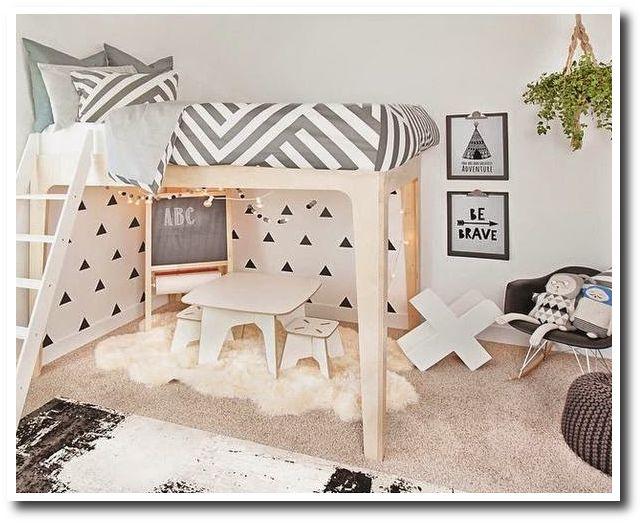 Scandinavian Bedroom Furniture | HOW TO Get the Scandinavian Style In Your Kids Bedroom
