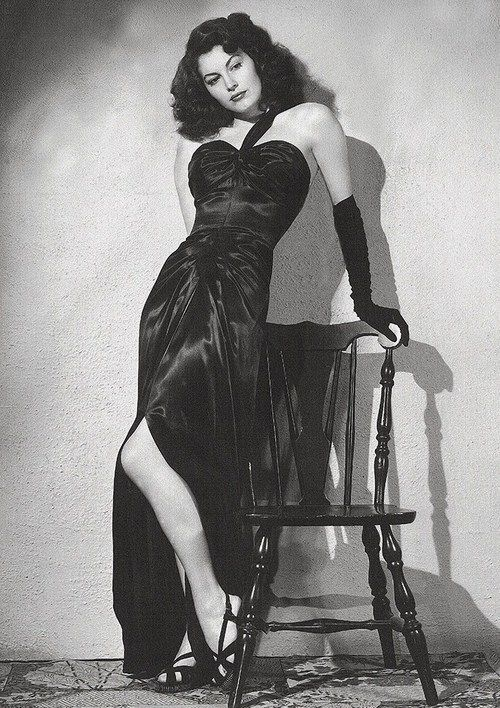 17 Best images about Ava Gardner on Pinterest | Barefoot ... Ava Gardner The Killers Dress