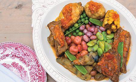 Cocido boyacense: variedad, sabor y color en un plato, disfrútelo