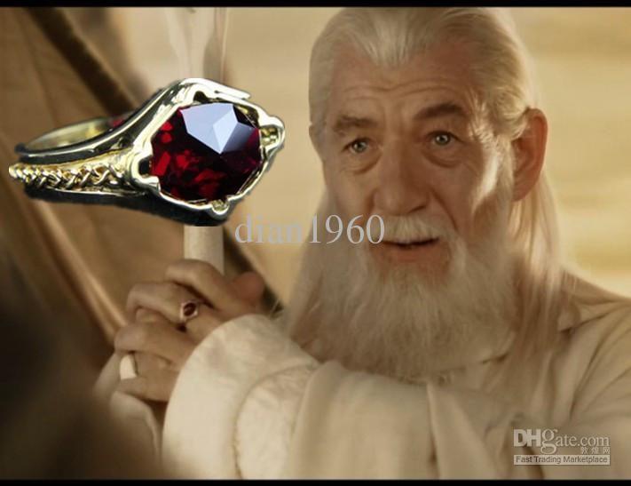Narya Worn By Gandalf The White Rings Pinterest