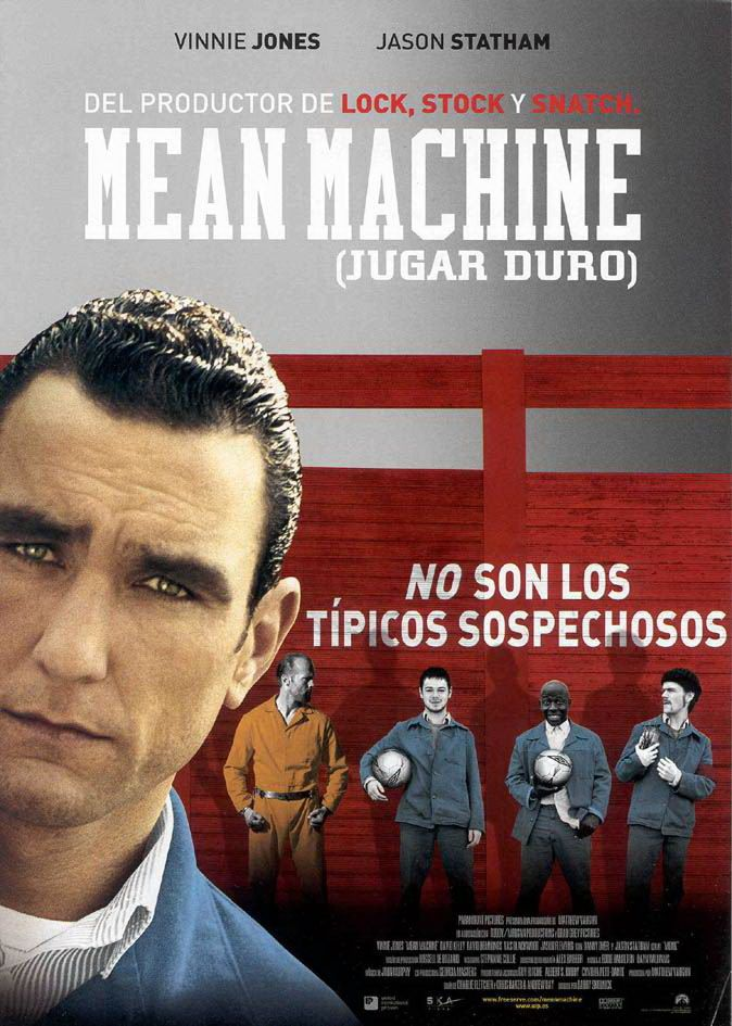 Mean Machine (Jugar duro) - Mean Machine