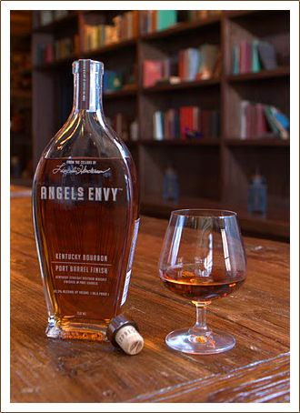 Small batch bourbon finished in port wine barrels!? Honestly, what else needs said? Try it! Delicious!