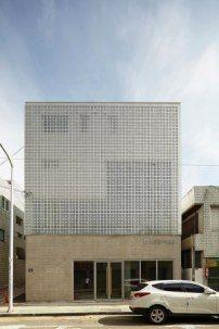 Koreanisches Apartmenthaus / Lotuseffekt - Architektur und Architekten - News / Meldungen / Nachrichten - BauNetz.de