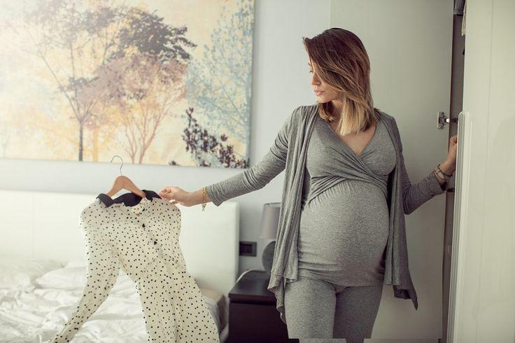 Ci sono due cose di cui nessuno mi aveva parlato quando sono rimasta incinta la prima volta. La prima cosa è che riposare bene durante la notte sarebbe sta