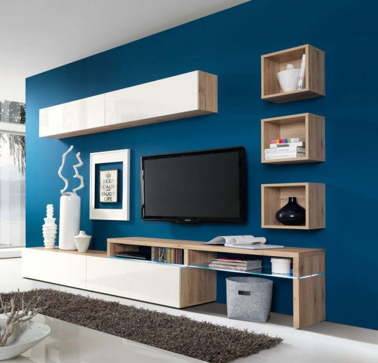 Amsterdam Wall Unit Combination 15976 by Creative Furniture