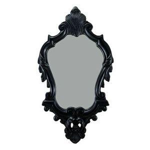 Espelho Vitoriano {Preto}