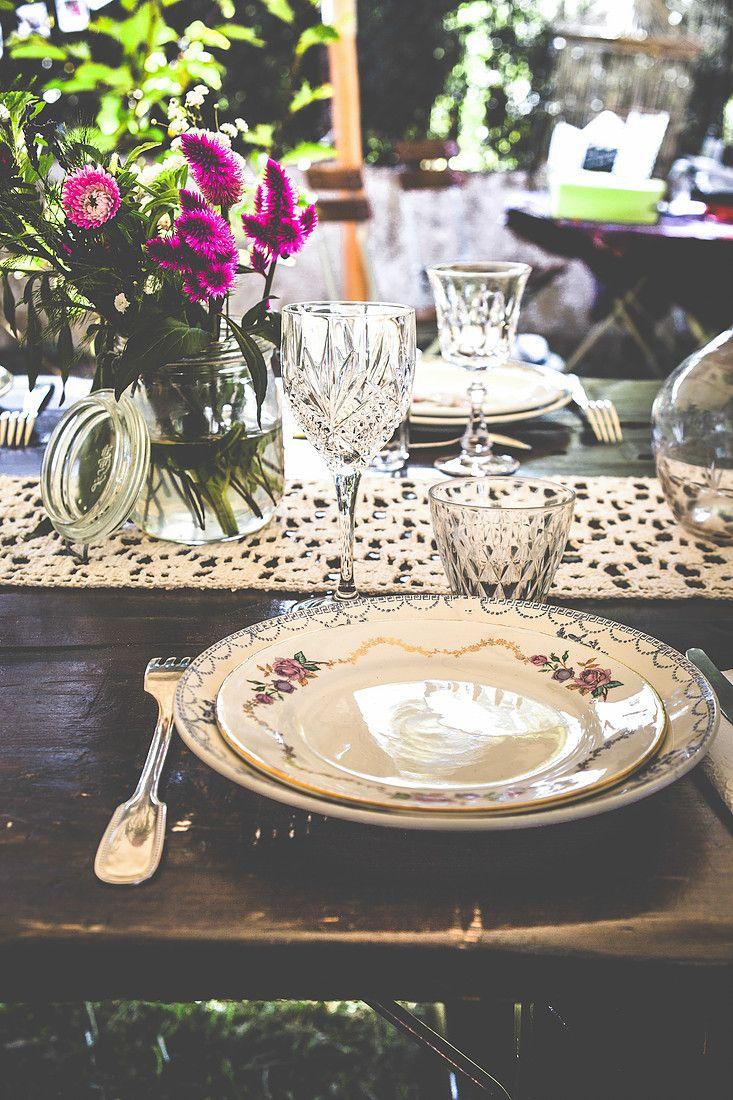 Les 25 meilleures id es de la cat gorie services de vaisselle sur pinterest - Service vaisselle original ...