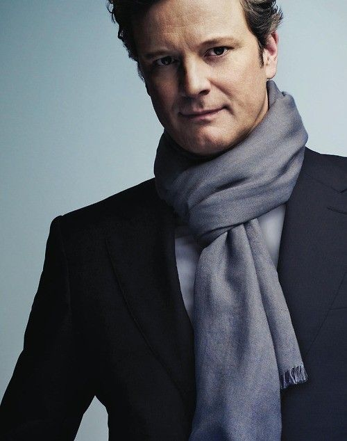 Colin Firth. My heart stopped when I saw an interview of him in Italian. He is such a classy, intelligent, and elegant man. The whole package. Oh sigh...