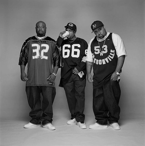 Westside Connection, WC, Ice Cube and Mack 10