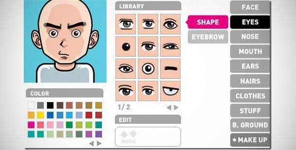 Sites para criar seu avatar grátis