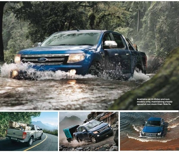 Latest Cars Around The World: ALL NEW 2013 FORD RANGER MALAYSIA - XLT & WILDTRACK