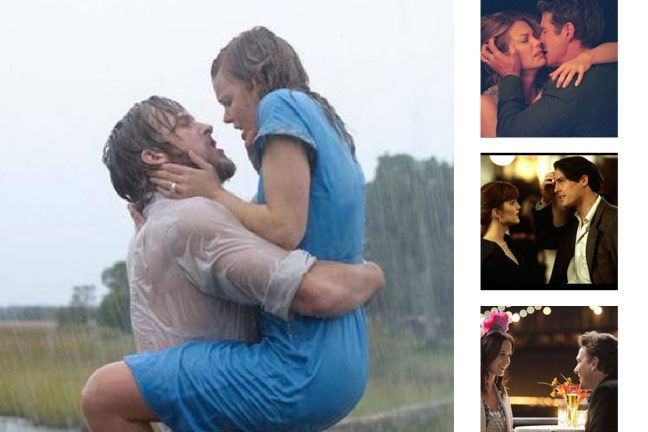 Movies about dating and relationships