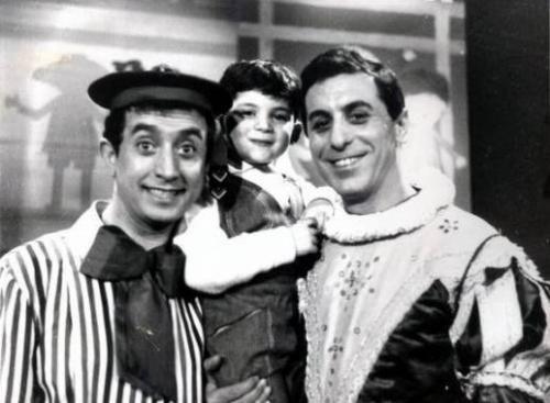 Mago Zurlì e Righetto - un pomeriggio passato a teatro con loro - uno dei miei più bei ricordi.