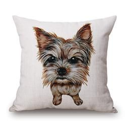 Yorkshire Terrier Throw Pillow Case Yorkshire Terrier Throw Pillow Case  SALE PRICE$15.95 https://thetopdogdeals.com/collections/yorkshire-terrier-zone