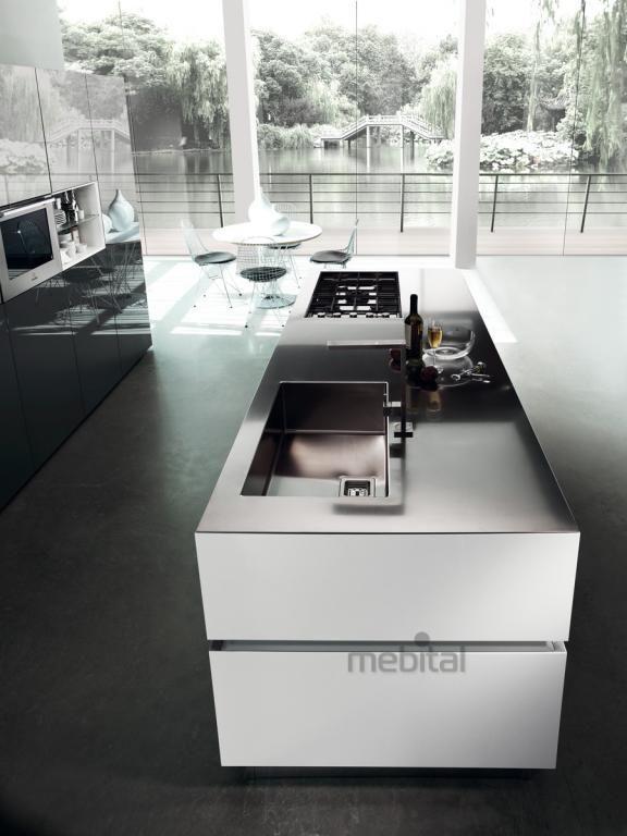 LIMHA EUROLUX Итальянская кухня Miton | Mebital