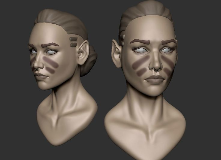 ArtStation - Speed Sculpting and Doodles , Chad Winstone