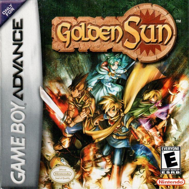RETROcediendo en el tiempo #8: Golden Sun (2001)