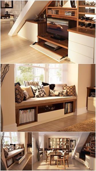 iDEA Online - Interior - Ruang Keluarga - 5 Ide Cerdas Storage untuk Ruang Keluarga