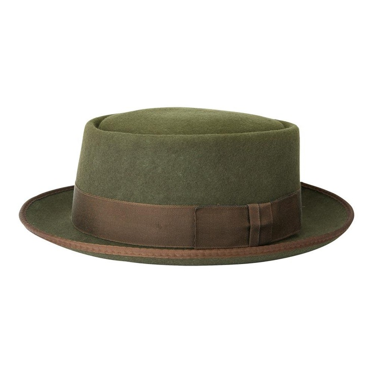 Jack Wills Mirams Pork Pie Hat