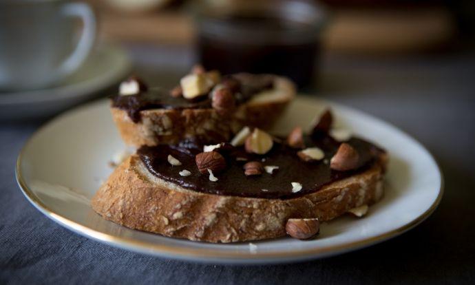 Domácí, zdravá nutella bez éček