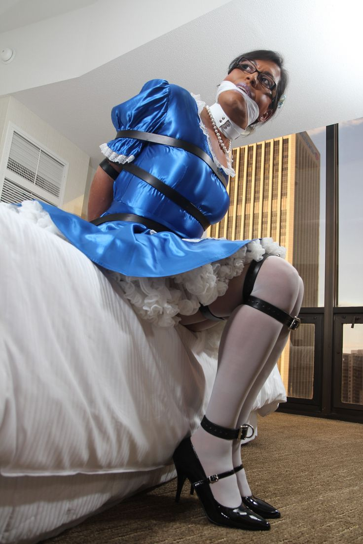 sissymaid in touble