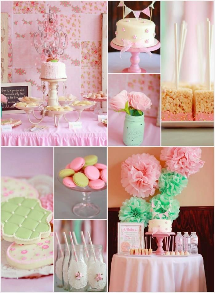 A Mother's Soiree with SO MANY CUTE IDEAS via Kara's Party Ideas | Kara'sPartyIdeas.com #Mother'sDay #Party #Ideas #Decorations #Supplies #Vintage (41)