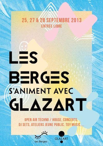 glazart Berges de Seine
