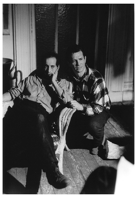 Robert Frank and Jack Kerouac, 1959