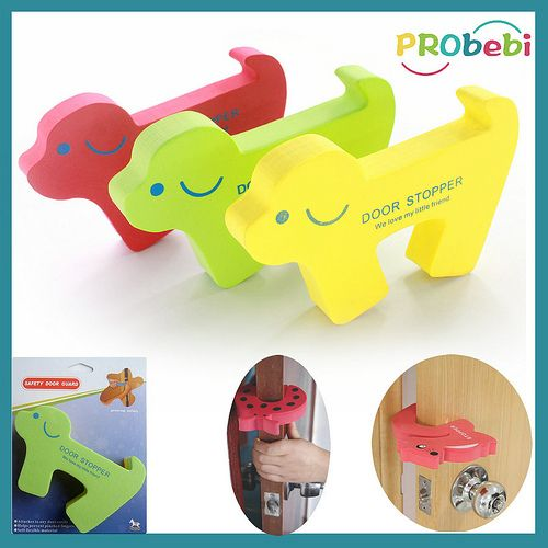 baby safety products baby safety door stopper funny door stop  sc 1 st  Pinterest & 31 best Baby Safety Door stopper / Door Guard images on Pinterest ... pezcame.com