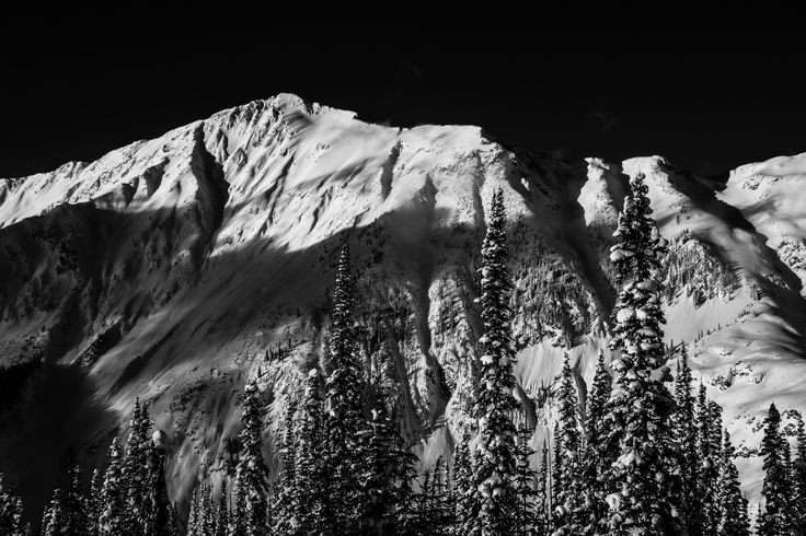 This is Mt Tumbledown in the Selkirks, British Columbia. It's slightly infamous as the spot where Craig Kelly, one of the legends of snowboarding, died in an avalanche. #craigkelly #snowboard #backcountry #splitboard #ski #powder