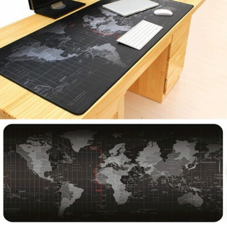 Buy US $6.43  Large Gaming Mousepad World Map Game Mouse Pads Mat Laptop Rubber Computer PC Mouse Fashion Office Desk Pad  #Large #Gaming #Mousepad #World #Game #Mouse #Pads #Laptop #Rubber #Computer #Fashion #Office #Desk  BestSeller