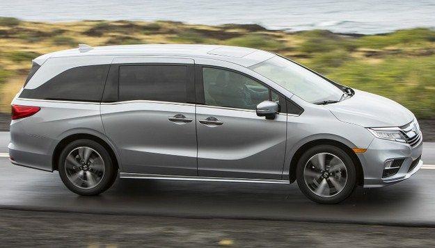 2020 Honda Odyssey Interior Exterior Price Honda Odyssey Honda Stock Car