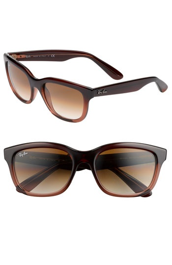ray-ban updated wayfarer. LOVE these sunglasses.