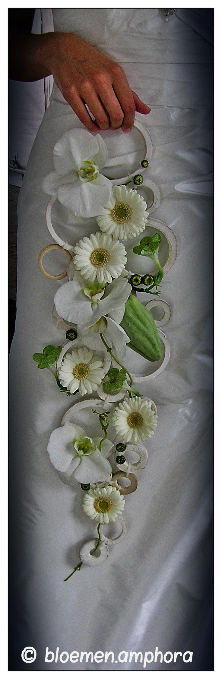 Bruidsboeket amphora aarschot http://www.bloemenamphora.be/a