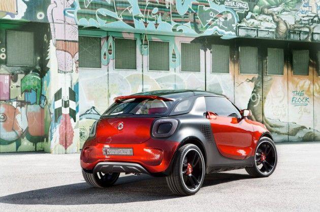 Smart Forstars Concept Car