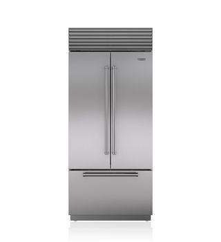 "Sub-Zero 36"" Built-In French door Refrigerator/Freezer BI-36UFD/S STAINLESS STEEL $10,400 BI-36UDD/O $8,900"