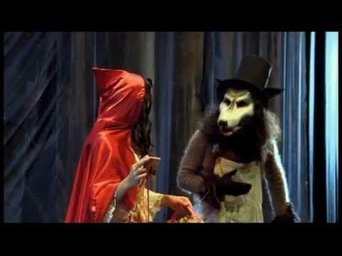 La verdadera historia de la Caperucita Roja / Cuentos para la prevención de la Violencia de Genero. - YouTube