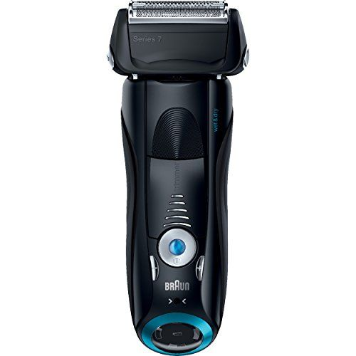 Braun Series 7 740S Men's Electric Foil Shaver / Electric Razor, Wet & Dry. For product & price info go to:  https://beautyworld.today/products/braun-series-7-740s-mens-electric-foil-shaver-electric-razor-wet-dry/