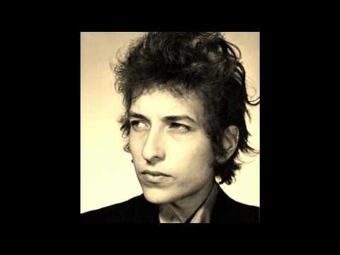 The so awesome Bob Dylan... it was kind of hard to pick out a song to post by him but this is one of my favorites...