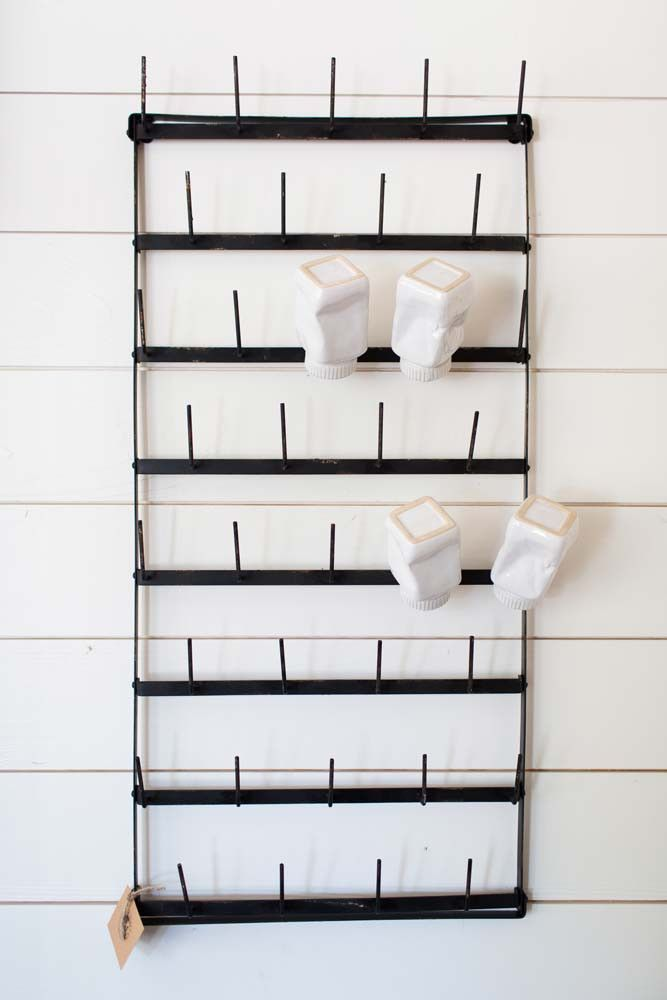Cups For Days Rack French Farmhousefarmhouse Chiccoffee Mugscoffee Mug Wall