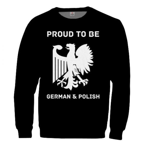 German&Polish Sweatshirt